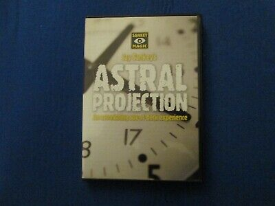 Astral projecting sankey magic trick dvd us seller