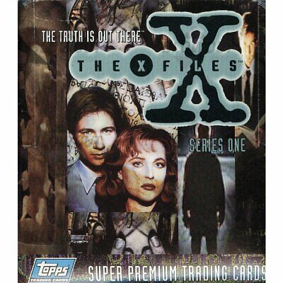 1995 TOPPS The X-Files Season One 1 Trading CARD set 1-72