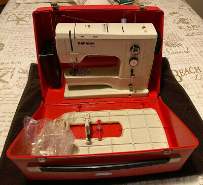 Bernina 830 Record Electric Sewing Machine with Case
