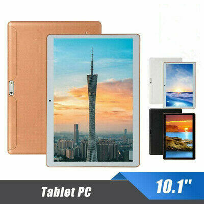 "10.1"" Inch Tablet PC Android 8.1 6G+64GB 10 Core WIFI GPS 2SIM bluetooth Camera"
