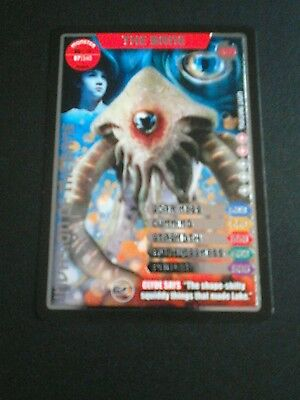 Dr who monster invasion ultimate card the Bane number 409