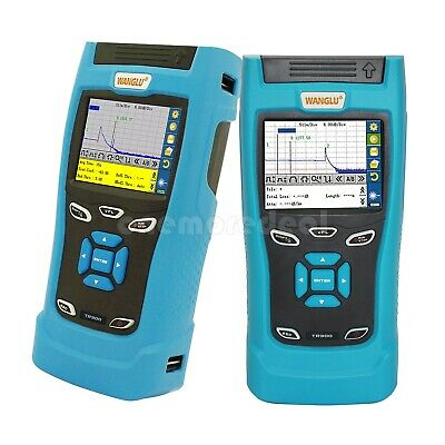 120KM Optical Time Domain Reflectometer OTDR 1310/1550nm Dynamic 30/28dB od34