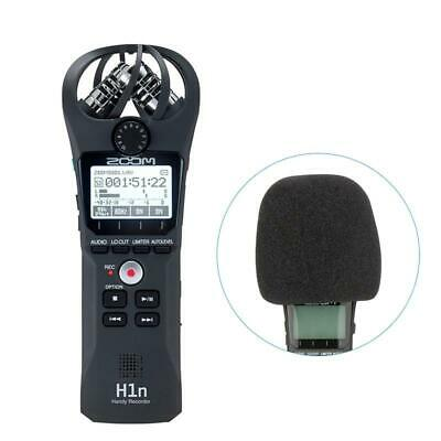 Zoom H1N Portable Handy Digital Voice Recorder Audio Stereo Microphone