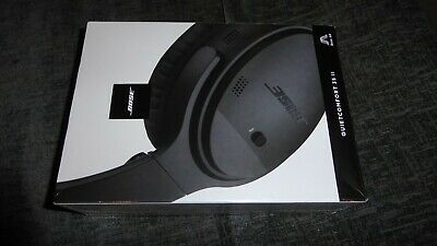 Bose QC35 II QuietComfort 35 Series II Headphones Black AR 2019
