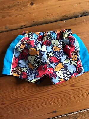 Mothercare Baby boys swim trunks 0-6 Months Bnwt
