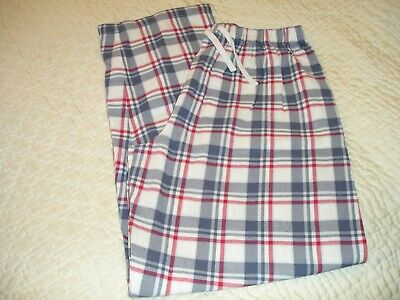 The Little White Company boys pyjama bottoms age 13+ excellent condition