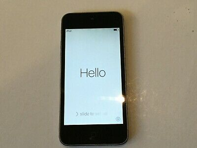 Apple iPod Touch 5th Generation 16GB (CCQN3D3QG22Y) ISSUES.