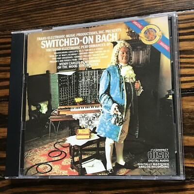 Wendy Carlos / Switched on Bach (CBS Masterworks) (MK 7194) - Wendy Carlos  - ..