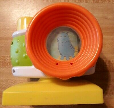 Evenflo World Explorer Activity Exersaucer Camera Toy Replacement Part. Works