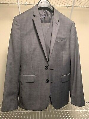 Express Men's Suits (All 36S, pant sizes vary slightly)
