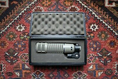 EV Electro-Voice RE20 Dynamic Microphone with hard case