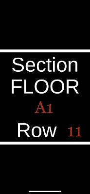 2 Tickets The Stadium Tour: Motley Crue, Def Leppard, Poison & Joan Jett 7/7/20