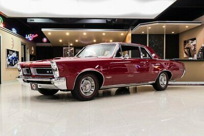 1965 Pontiac GTO  Frame Off Restored, GTO! # Matching 389ci V8 w/ Tri-Power, Muncie 4-Speed Manual