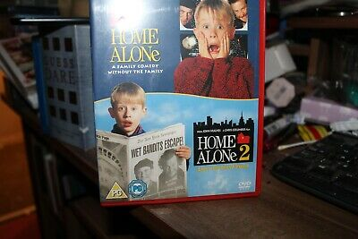 Home Alone / Home Alone 2 - Lost In New York (DVD, 2004) used