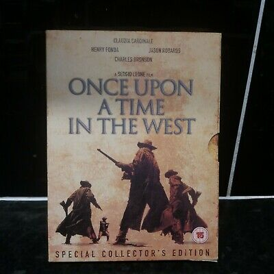 Once Upon a Time in the West -- Special Collector's Edition 2 dvd