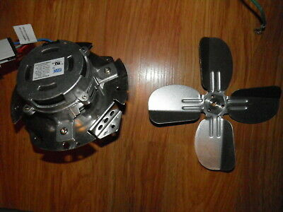 WB26X23476 GE CONVECTION MOTOR with fan
