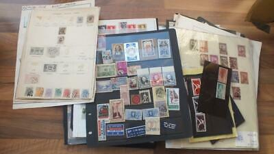 British Commonwealth Mint And Used Mix    Stamps   Collection