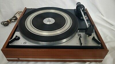 Dual 1219 Turntable -- still in box