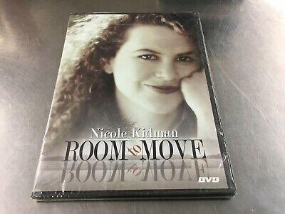 Room to Move Nicole Kidman DVD. Brand New Factory Sealed. Free Fast Shipping!