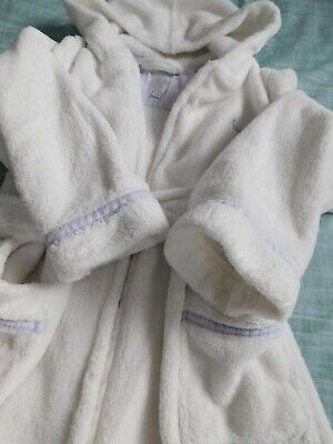 Lovely Soft Jasper Conran Dressing gown/Robe size 4-5 years