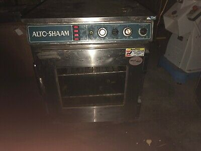 Alto Shaam 767-SK Under Counter Cook & Hold Warmer Smoker Holding Cabinet Oven