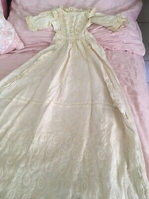 Antique/Vintage Dolls Gown