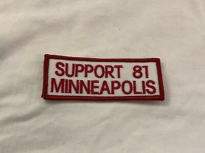 Hells Angels Mpls-Known Supporter Patch