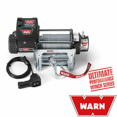 9.5Xp 12V Self Recovery Winch 38M Wire Rope W/ Wireless Remote