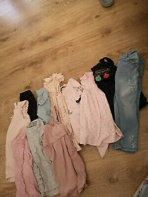 Girls  Clothes Bundle Age 2-3 Years  ~mothercare, Next,