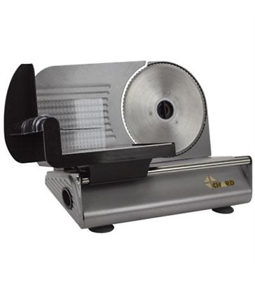 """New The Metal Ware FSOP150 Chard Electric Slicer 7.5""""150w"""