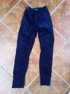 Kids Next Blue Corduroy Trousers age 9 Never Been Worn