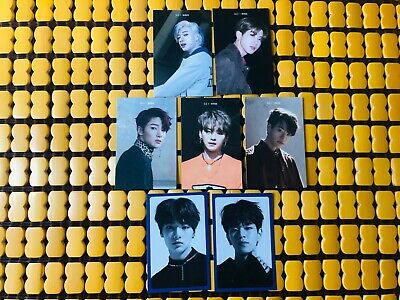 STRAY KIDS OFFICIAL MIROH I AM YOU LIMITED PHOTOCARD SeungMin Leeknow Felix