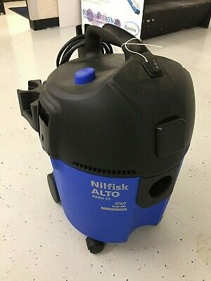 Nilfisk Alto Wet and Dry Vacuum Cleaner