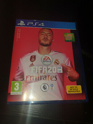 fifa 20 ps4 new not sealed
