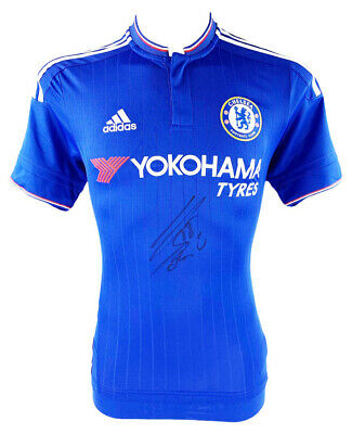 Signed Olivier Giroud Shirt - Chelsea FC Autograph +COA