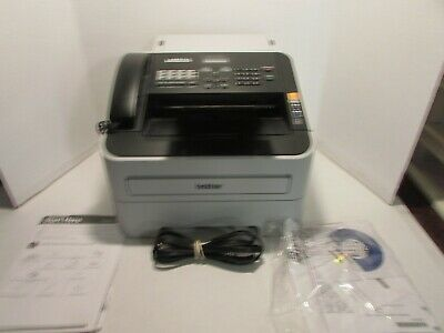 Brother Laser Fax Super G3/33.5 Kbps Work Condition [A-1]