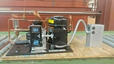 Copeland Mcwh-C056-Iaa-020 Water Cooled Condensing Unit (New)