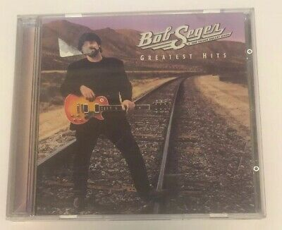 CD Music Bob Seger and the Silver Bullet Band Greatest Hits