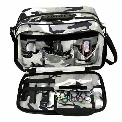 Kassaki Pro Hairdressing Tool Carry Hair Equipment Salon Storage Travel Bag Case