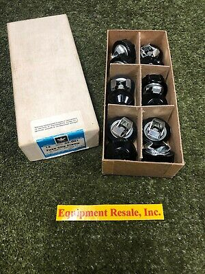 IDEAL 32-001 Fuse Clip Clamps, 30A, 250V, Size 1, Box Of 12.  Loc 49C /CL