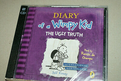 Diary Of A Wimpy Kid   **  The Ugly Truth  **  Cd Audio Book  **   New & Sealed