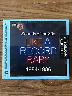 Sounds Of The 80s Like A Record Baby 1984-1986 (CD) Brand New Sealed