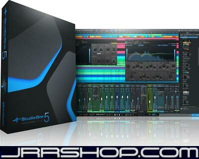 Presonus Studio One 4.5 Professional Upgrade from Any Version Educational eDeliv