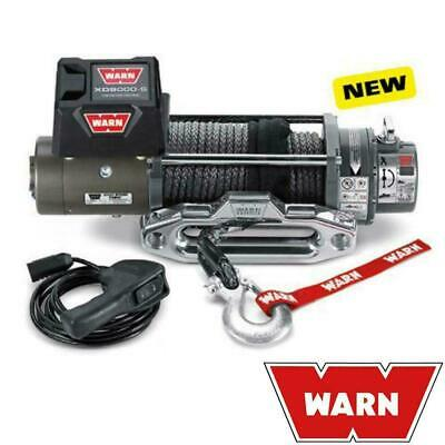 Xd9000 S 12V Self Recovery Winch 24M Synthetic Rope