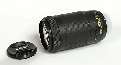 ** EXCELLENT ** Nikon AF-P DX NIKKOR 70-300mm F/4.5-6.3G ED Zoom Lens