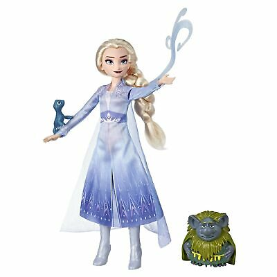 Disney Frozen Elsa Fashion Doll in Travel Outfit Inspired by Frozen 2 with Pa...