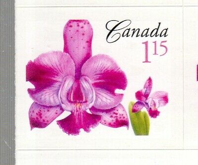 2007/08 Flowers Defins. From Bkt#366, Uc#2255 $1.15, Oversize Rate, Mnh