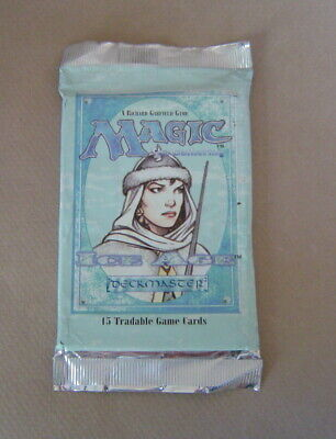 Magic: The Gathering MTG Ice Age FACTORY SEALED English Booster Pack WOC6507