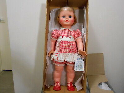 Vintage 1961 Kissy Doll Excellent Condition Working  With Original Box Must See.