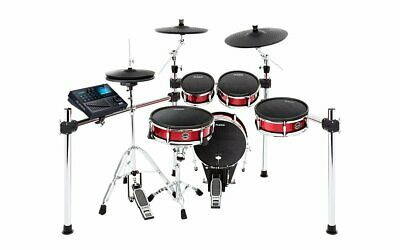 Alesis Strike Kit Professional 8-teiliges E-Drum Kit with Mesh Drums